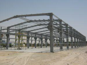 3.Pre-Building Structures