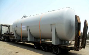 Double Walled Tank.