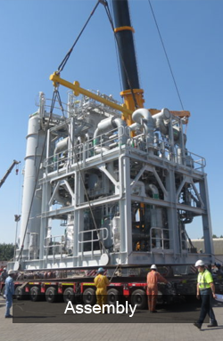 NASH Engineering FZCO | Pressure vessel manufacturer